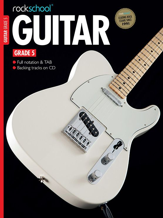 Electric Guitar Grade 5 Book