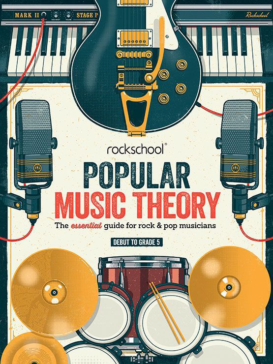 Popular Music Theory Guidebook Debut- Grade 5