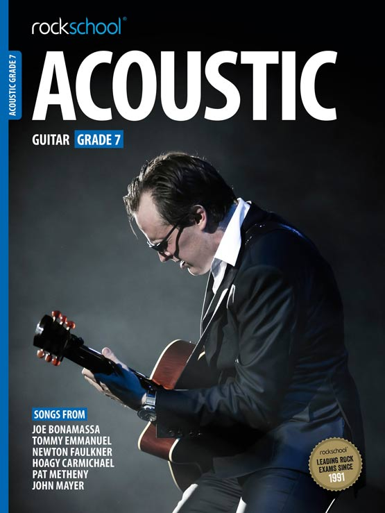 Acoustic Guitar Grade 7 Book