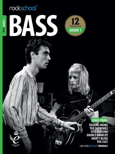 Rockschool Bass Grade 1 - Become a better Bass player - Start Today