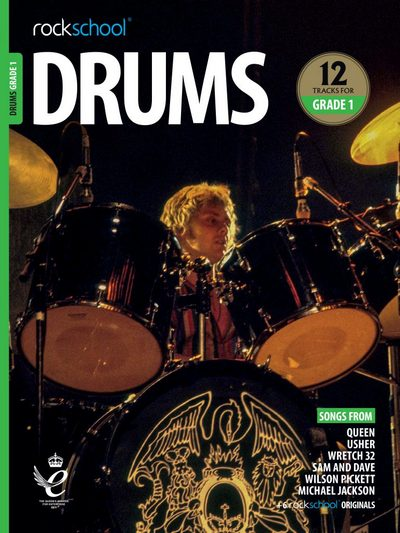 Drums Grade 1 Cover