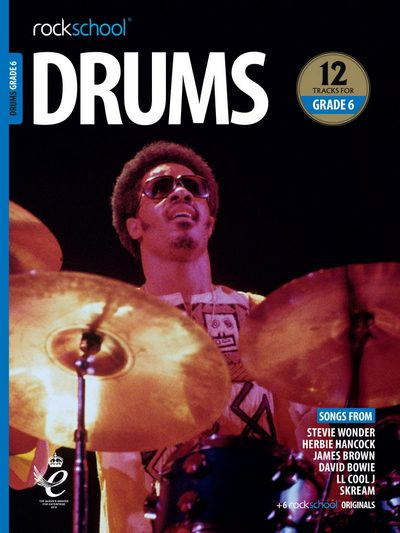 Drums Grade 6 Cover