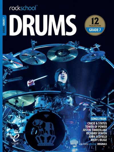 Drums Grade 7 Cover