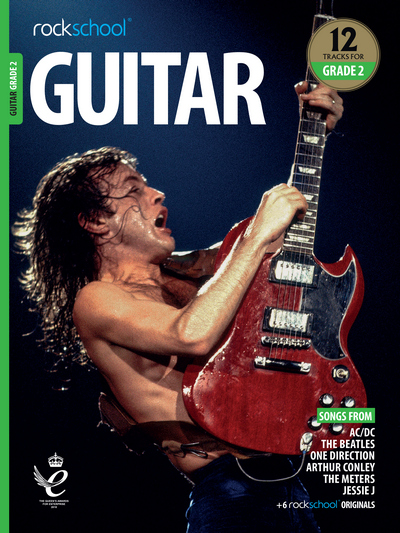 Electric Guitar Grade 2 Book