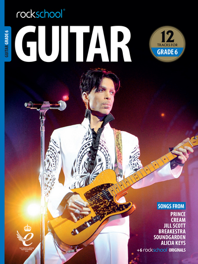 Electric Guitar Grade 6 Book