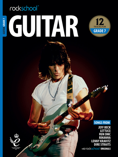 Electric Guitar Grade 7 Book