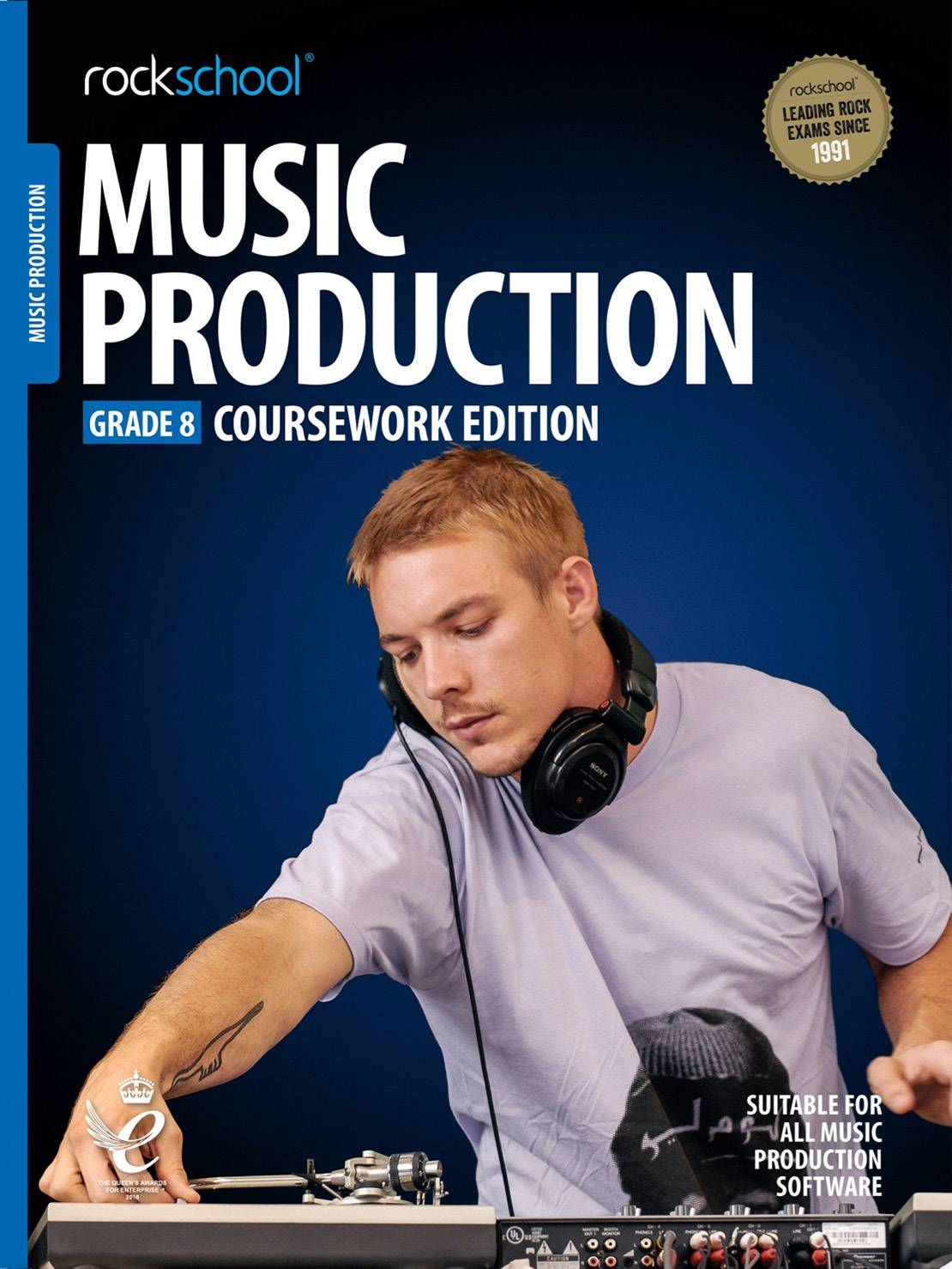 Music Production Grade 8 Book