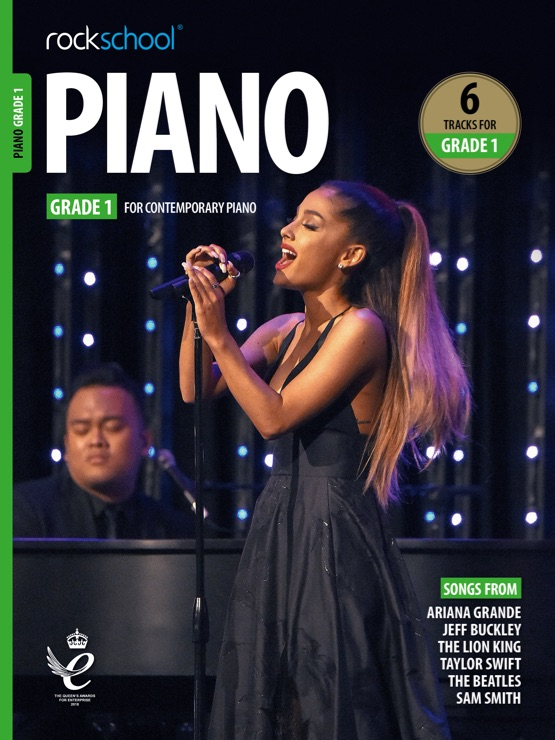 piano grade 1 book cover