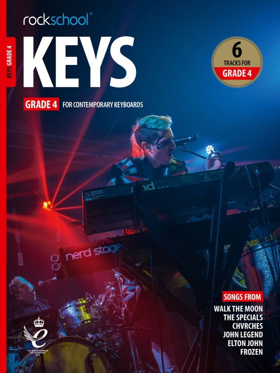 rockschool Keys Grade 4