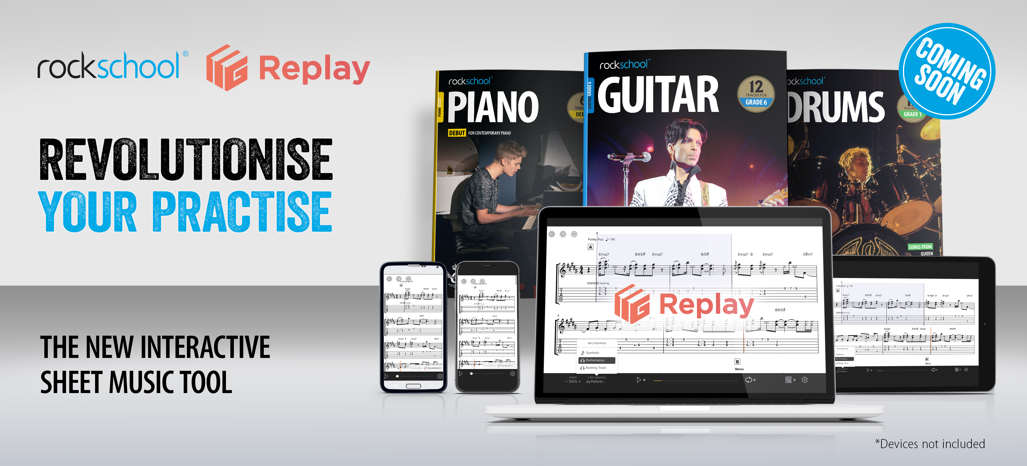 Replay: revolutionise your practise