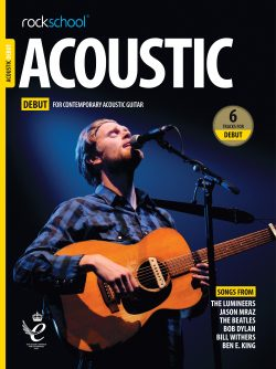 Acoustic Guitar Debut Book