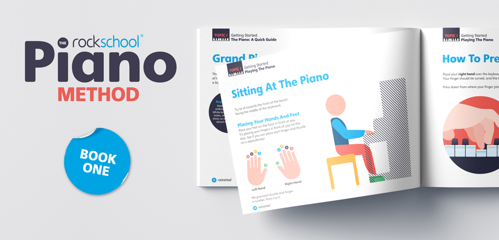 Piano Method Book 1 Inside