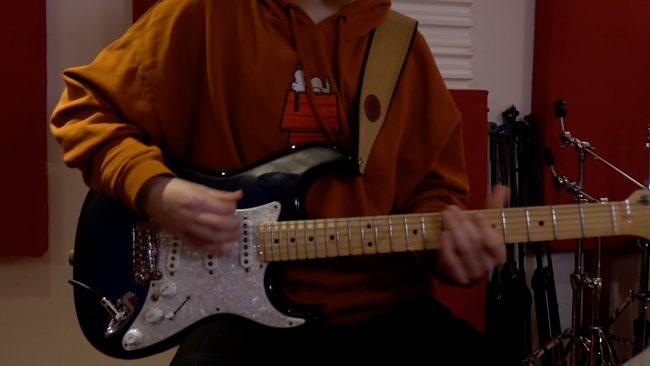 Guitar Video Framing – Bad Practice