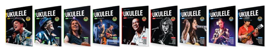 rockschool ukulele books