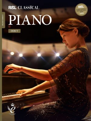 RSL Classical Piano Debut Book
